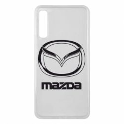Чохол для Samsung A7 2018 Mazda Logo