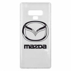 Чохол для Samsung Note 9 Mazda Logo