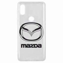 Чохол для Xiaomi Mi Mix 3 Mazda Logo