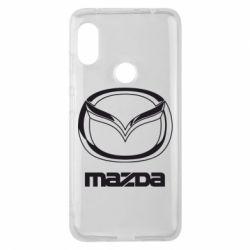 Чохол для Xiaomi Redmi Note Pro 6 Mazda Logo