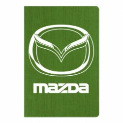 Блокнот А5 Mazda Logo