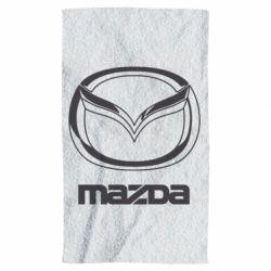 Рушник Mazda Logo