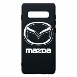 Чохол для Samsung S10+ Mazda Logo