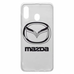Чохол для Samsung A20 Mazda Logo