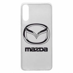 Чохол для Samsung A70 Mazda Logo