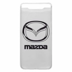 Чохол для Samsung A80 Mazda Logo