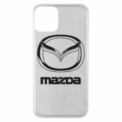 Чохол для iPhone 11 Mazda Logo