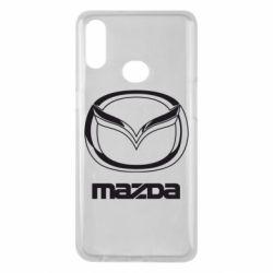 Чохол для Samsung A10s Mazda Logo
