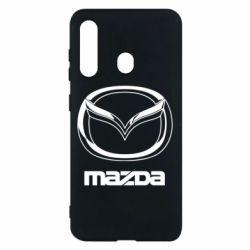 Чохол для Samsung M40 Mazda Logo