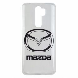 Чохол для Xiaomi Redmi Note 8 Pro Mazda Logo