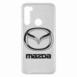 Чохол для Xiaomi Redmi Note 8 Mazda Logo