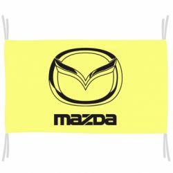 Прапор Mazda Logo