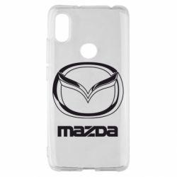 Чохол для Xiaomi Redmi S2 Mazda Logo