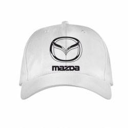 Детская кепка Mazda Logo - FatLine