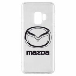 Чохол для Samsung S9 Mazda Logo