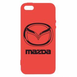 Чохол для iphone 5/5S/SE Mazda Logo