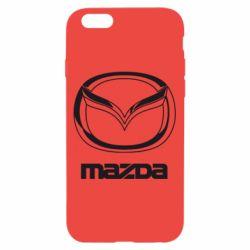 Чохол для iPhone 6/6S Mazda Logo