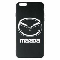 Чохол для iPhone 6 Plus/6S Plus Mazda Logo
