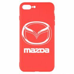 Чохол для iPhone 7 Plus Mazda Logo