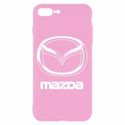 Чохол для iPhone 8 Plus Mazda Logo