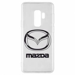 Чохол для Samsung S9+ Mazda Logo