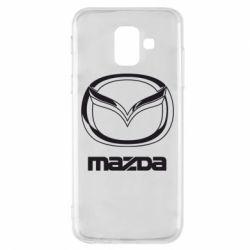 Чохол для Samsung A6 2018 Mazda Logo
