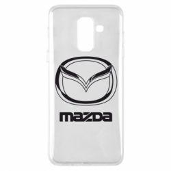 Чохол для Samsung A6+ 2018 Mazda Logo