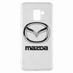Чохол для Samsung A8+ 2018 Mazda Logo