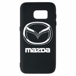 Чохол для Samsung S7 Mazda Logo