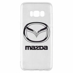 Чохол для Samsung S8 Mazda Logo