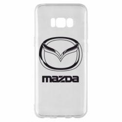 Чохол для Samsung S8+ Mazda Logo