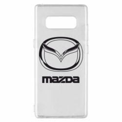 Чохол для Samsung Note 8 Mazda Logo