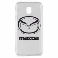 Чохол для Samsung J3 2017 Mazda Logo