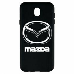 Чохол для Samsung J7 2017 Mazda Logo