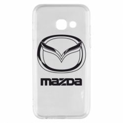 Чохол для Samsung A3 2017 Mazda Logo