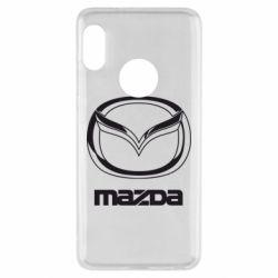 Чохол для Xiaomi Redmi Note 5 Mazda Logo