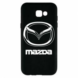 Чохол для Samsung A7 2017 Mazda Logo