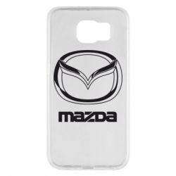 Чохол для Samsung S6 Mazda Logo
