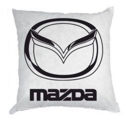 Подушка Mazda Logo