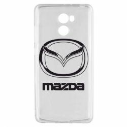 Чохол для Xiaomi Redmi 4 Mazda Logo