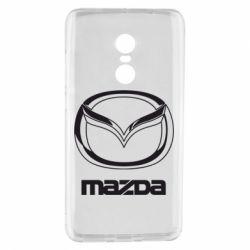 Чохол для Xiaomi Redmi Note 4 Mazda Logo