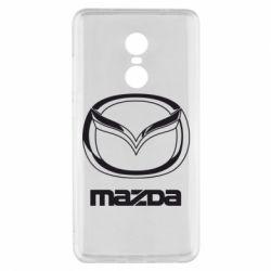 Чохол для Xiaomi Redmi Note 4x Mazda Logo