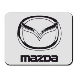 Коврик для мыши Mazda Logo - FatLine