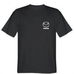 Мужская футболка Mazda Small - FatLine
