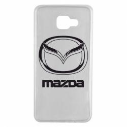 Чехол для Samsung A7 2016 Mazda Small