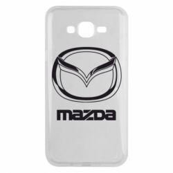 Чехол для Samsung J7 2015 Mazda Small