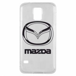Чехол для Samsung S5 Mazda Small