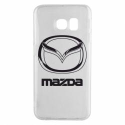 Чехол для Samsung S6 EDGE Mazda Small