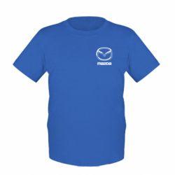 Детская футболка Mazda Small - FatLine