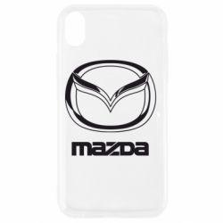 Чехол для iPhone XR Mazda Small